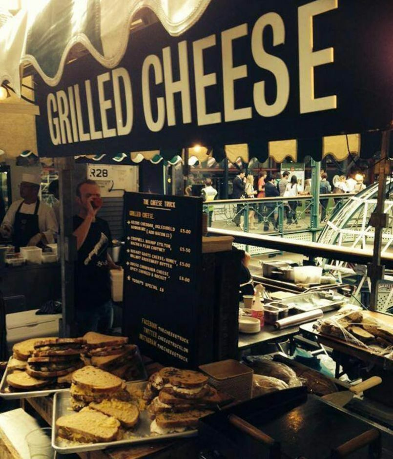 The Cheese Bar London