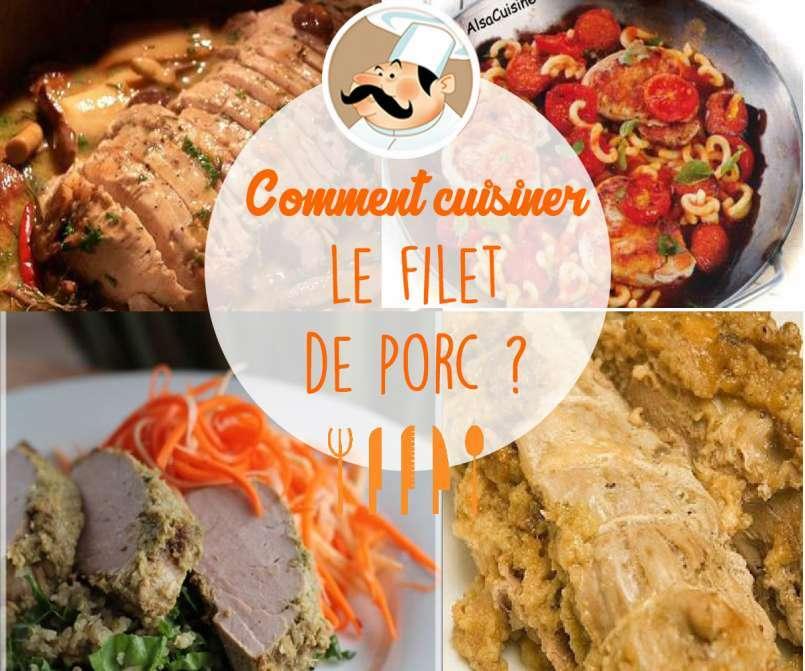 Cuisiner le filet de porc - Cuisiner des pieds de porc ...