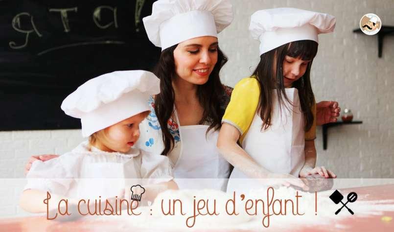 La cuisine un jeu d 39 enfants - La cuisine est un jeu d enfant ...