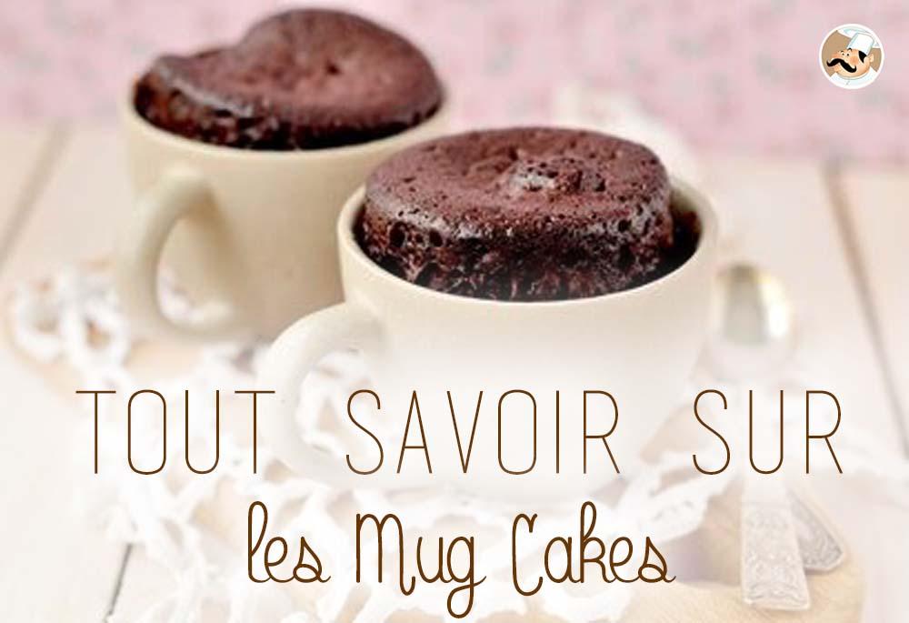 Les Meilleures Recettes De Mug Cake