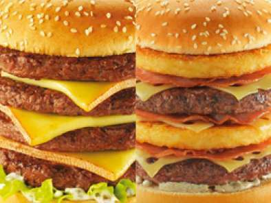 Retour des Very Big Burgers chez Speed Burger !