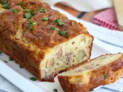 Cakes sal s 460 recettes sur ptitchef - Recette cake sale vegetarien ...