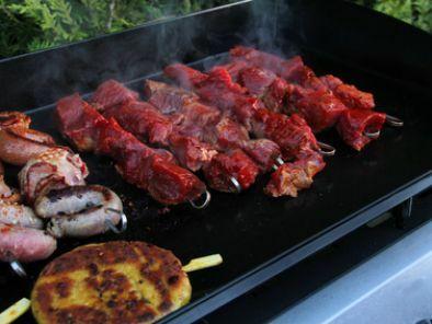 Recette de plancha 121 recettes sur ptitchef for Cuisiner a la plancha