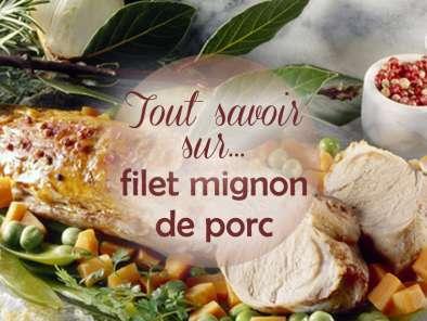 Filet mignon de porc 699 recettes sur ptitchef - Comment cuisiner un filet mignon de porc ...