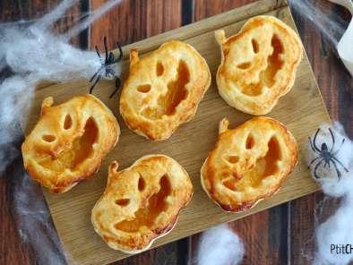 Cheesecake au potiron halloween recette ptitchef - Entree halloween facile ...