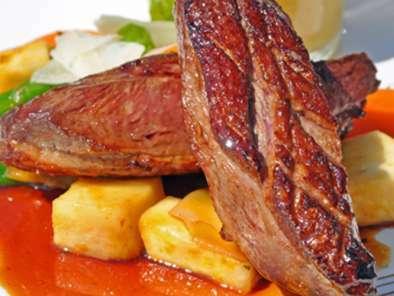 Les accompagnements parfaits pour sublimer vos plats - Accompagnement magret de canard grille ...