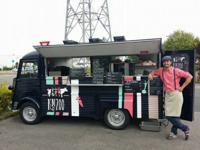 Food Truck Pizza Lille
