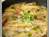 Recette Soupe chinoise