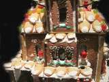 Recette Hansel & gretel gingerbread house (maison en pain d'épices)