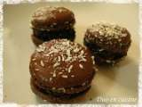 Recette Macarons bounty