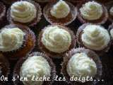 Recette Cupcakes coco-citron;the 3rd cupcake's day