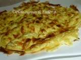 Recette Omelette nature.