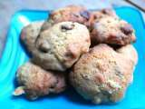 Recette Muffin top cookies