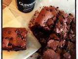 Recette Guinness brownie