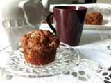 Recette Muffins choco-noisette