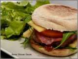 Recette Muffin burger
