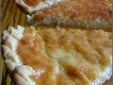 Recette Tarte ultra facile aux 3 fromages