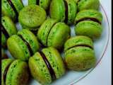 Recette Macaron after eight