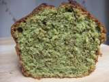 Recette Cake coco-thé vert matcha