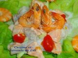 Recette Salade tahitienne