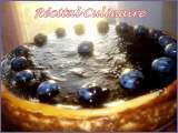 Recette Cheesecake aux bleuets, oh oui !!!