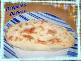 Recette Naan ... version sucree double chocolat