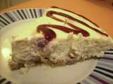 Recette Cheese-cake aux framboises
