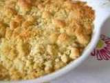 Recette Crumble coco-banane