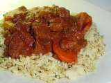 Curry de boeuf tout simple