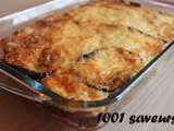 Recette Moussaka traditionnelle