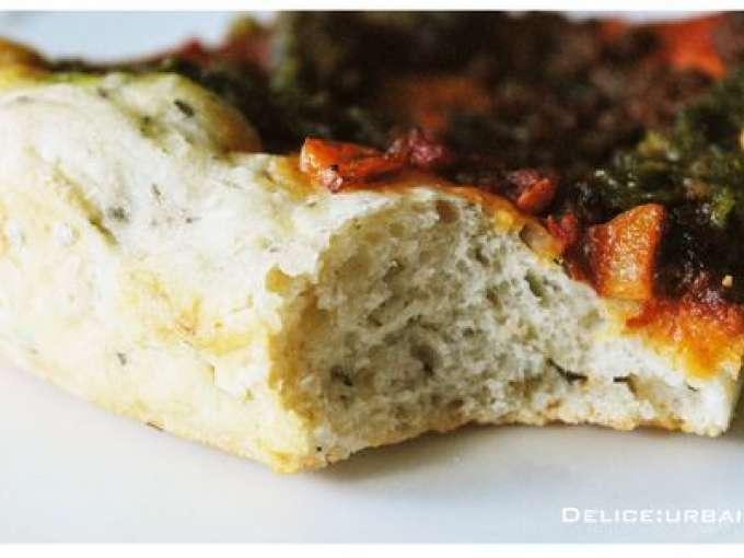 la p 226 te a pizza moelleuse et croustillante du chef thierry marx recette ptitchef