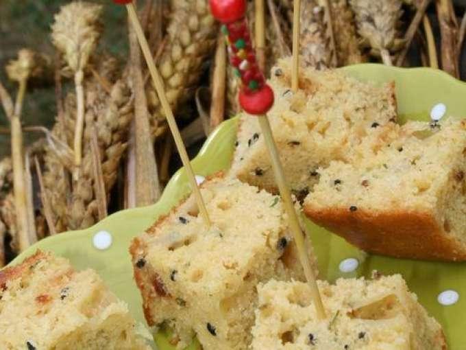 Recette Cake Farine Pois Chiche Thon