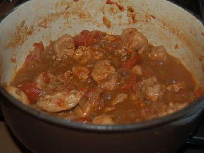 Filet mignon de porc miel tomate 3pts ww recette ptitchef - Cuisine filet mignon de porc ...