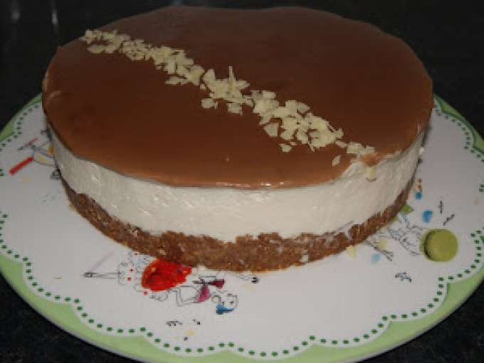 Cheesecake avec Sans cuisson, Speculoos - 15 recettes sur ...