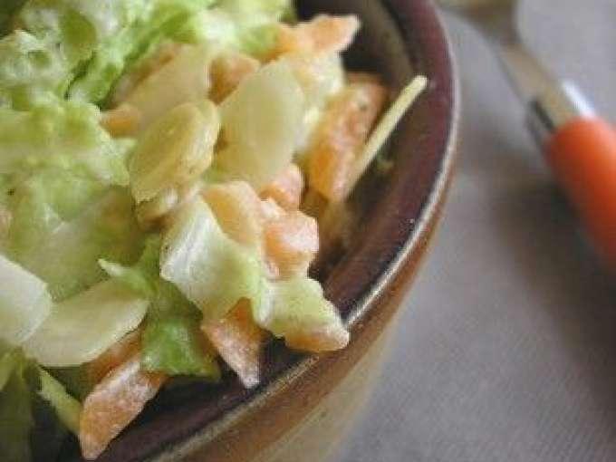 salade avec carottes chou chinois 9 recettes sur ptitchef. Black Bedroom Furniture Sets. Home Design Ideas