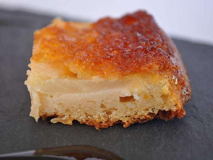 G teau moelleux aux pommes sans mati re grasse recette - Cuisine sans matiere grasse ...