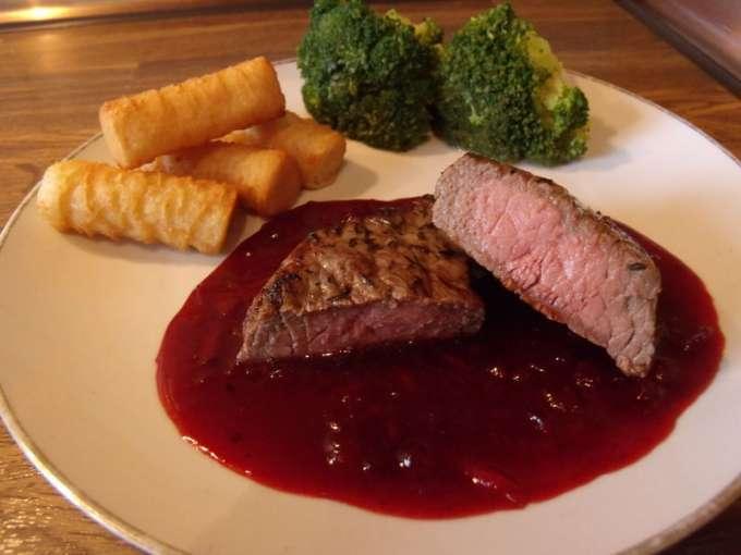 Sauce pour steaks 43 recettes sur ptitchef - Marinade pour gibier ...