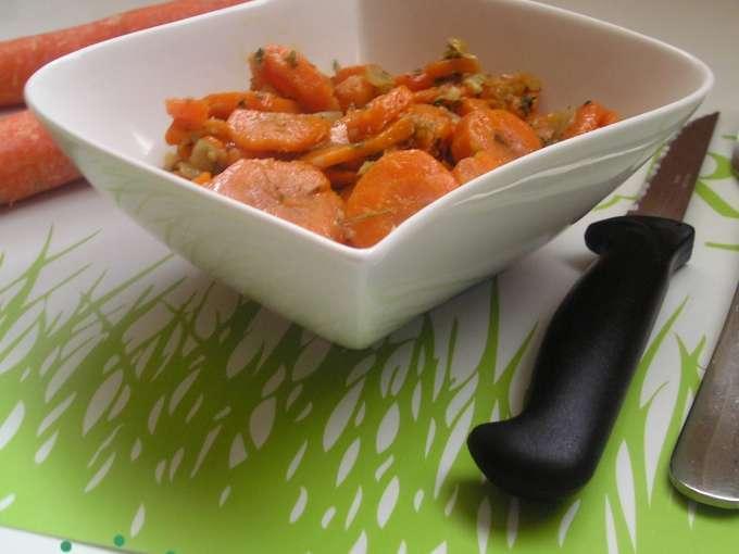 Carottes vichy 4 recettes sur ptitchef - Cours de cuisine vichy ...