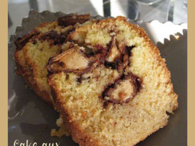 Cake aux kinder bueno recette ptitchef - Gateau kinder bueno facile ...