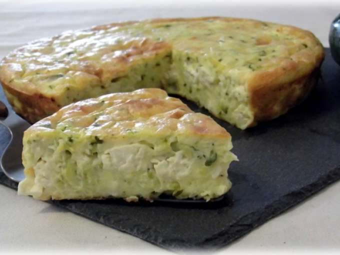 clafoutis avec courgette feta 9 recettes sur ptitchef. Black Bedroom Furniture Sets. Home Design Ideas