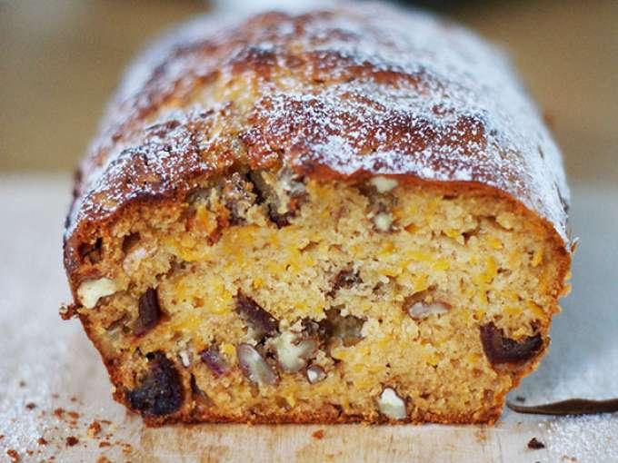 Cake Aux Noix Et Chevre Et Yaourt Au Chevre