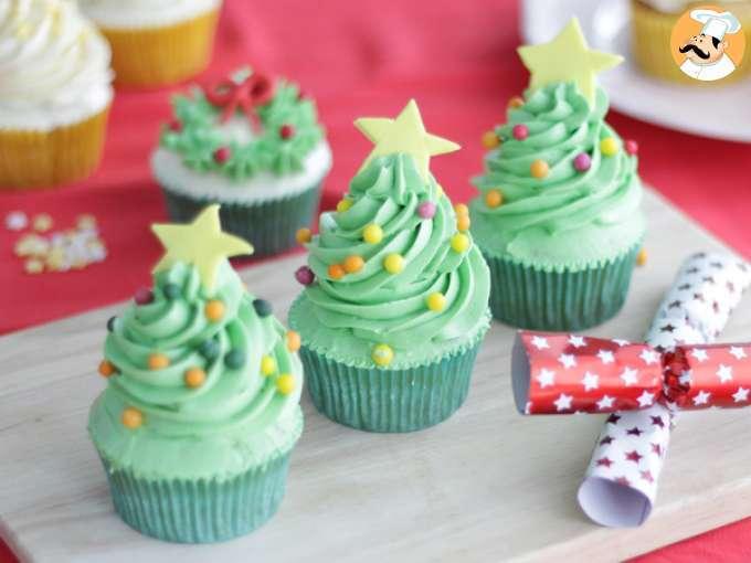 Cupcakes de no l 13 recettes sur ptitchef - 13 desserts de noel recettes ...
