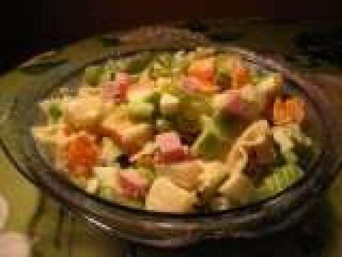 salade avec concombre ananas 6 recettes sur ptitchef. Black Bedroom Furniture Sets. Home Design Ideas