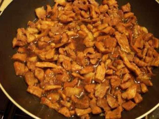 Porc au caramel recette chinoise recette ptitchef - Cuisine chinoise recette ...