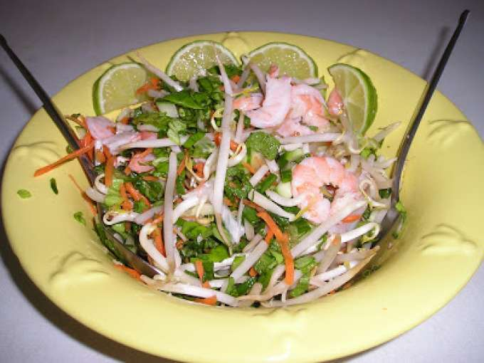 Salade de poisson 64 recettes sur ptitchef page 2 for Salade poisson