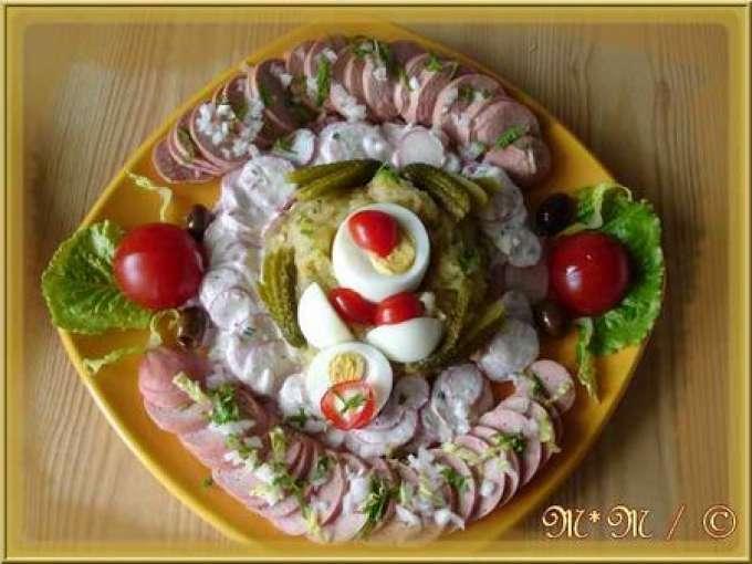 salade avec pomme de terre radis 9 recettes sur ptitchef. Black Bedroom Furniture Sets. Home Design Ideas