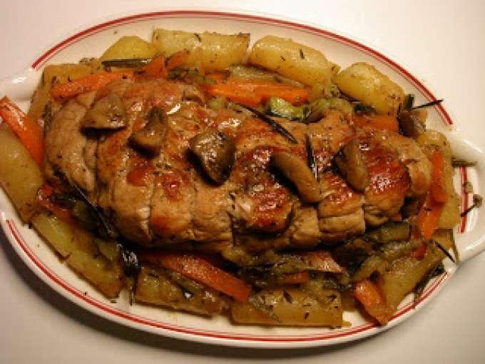 Accompagnement roti de veau recette recettes de cuisine for Accompagnement cuisine
