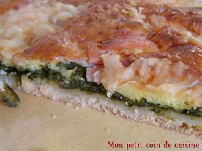 Quiche avec saumon pinard 10 recettes sur ptitchef - Recette quiche saumon epinard ...