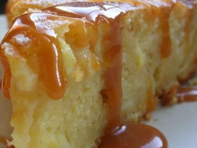Recette De Cake Moelleux Au Pommes