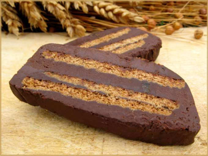 Fondant chocolat croustillant speculos
